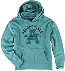 Aeropostale Womens Brooklyn Supply Co. Hoodie Sweatshirt