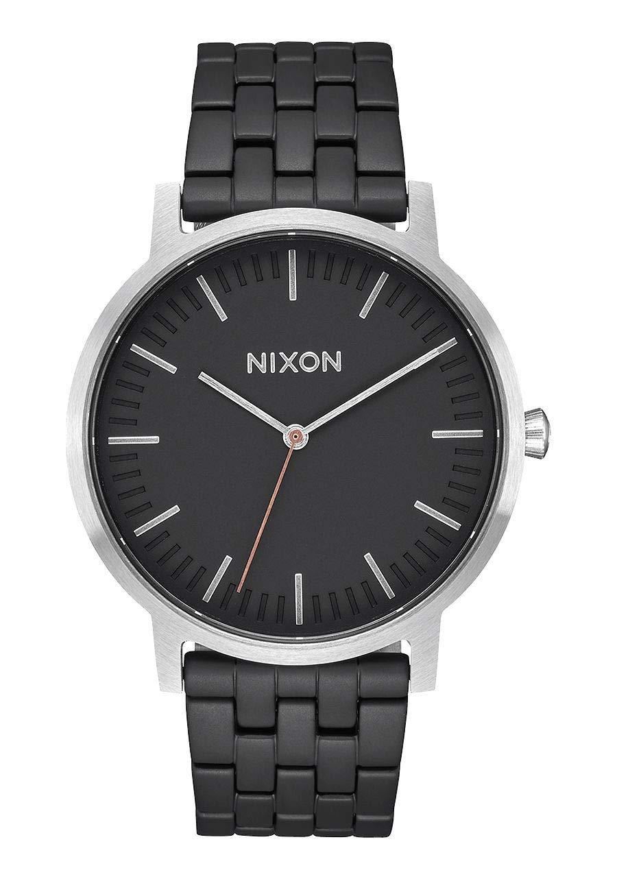 Nixon Porter -Spring 2017- Black / Steel