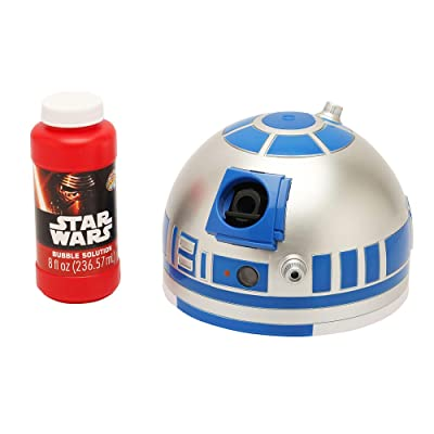 Star Wars R2D2 Bubble Blaster: Toys & Games