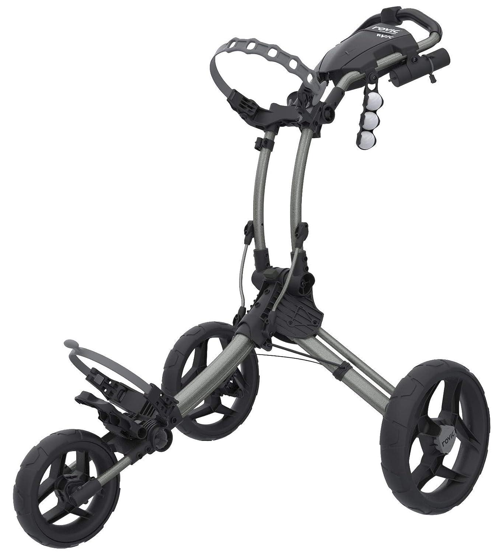 Clicgear Rovic Model RV1C Compact 3-Wheel Golf Push Cart