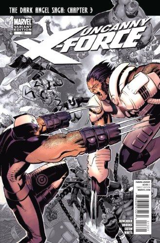 """Uncanny X-force #13 """"Retailer"""