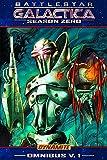 img - for Battlestar Galactica: Season Zero Omnibus (Battlestar Galactica (Paperback)) book / textbook / text book