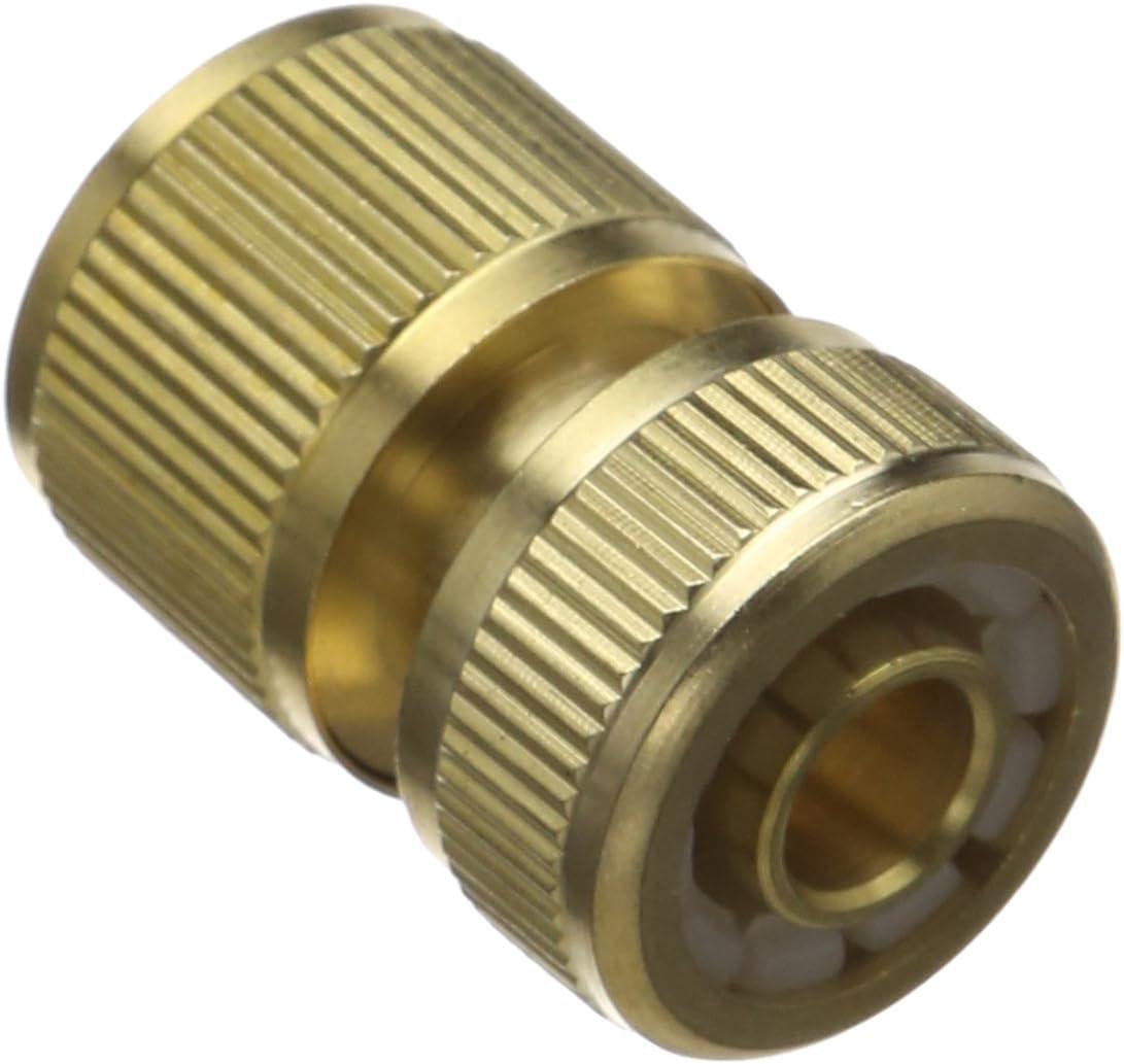Silverline 868573 Hembra 1//2 Conector r/ápido de lat/ón
