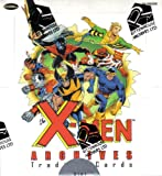 The X-men Archives Trading Cards Box (24Packs) by Marvel