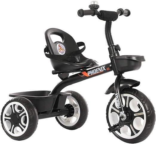 Xing Hua Home Sillas de Paseo Bicicleta Triciclo para Niños 1-2-3 ...