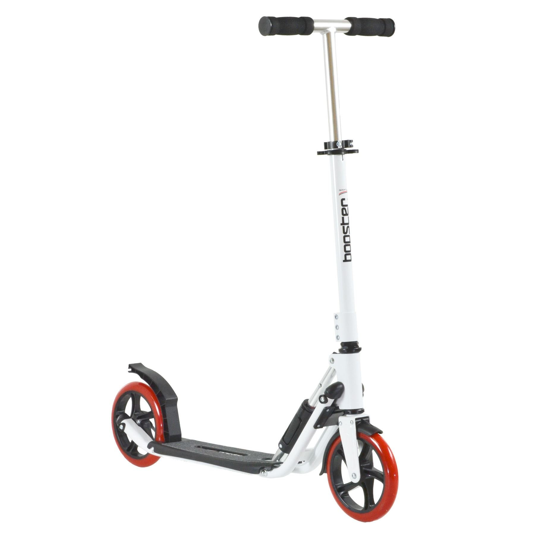 Bopster Sport Pro - Adult Urban Scooter - White by Bopster