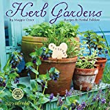 Herb Gardens 2019 Wall Calendar: Recipes & Herbal Folklore
