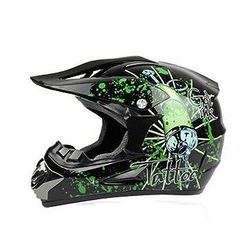 Qianliuk Hombres Moto Casco capacete Motocross Off Road Motocross Casco Mountain Bike Racing Casco