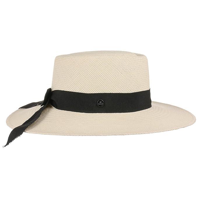 Lierys Cappello Panama da Donna Bolero cappello Panama cappelli da spiaggia  XL 61-62 9183145749df