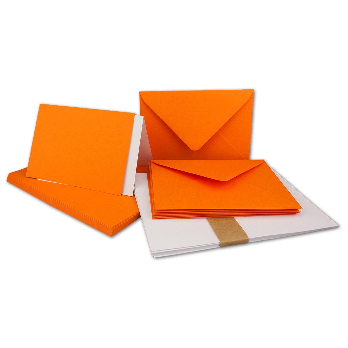 150 Sets Sets Sets - Faltkarten Hellgrau - DIN A5  Umschläge  Einlegeblätter DIN C5 - PREMIUM QUALITÄT - sehr formstabil - Qualitätsmarke  NEUSER FarbenFroh B07C2XKWNP | Online  9b0957