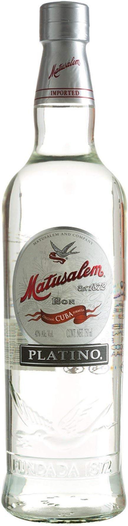 Ron - Matusalem Platino 70 cl: Amazon.es: Alimentación y bebidas