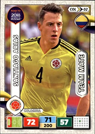 PANINI ADRENALYN XL FIFA WORLD CUP 2018 Russia-Choose Your Colombia cards