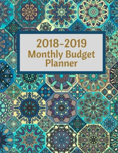 2018-2019 Monthly Budget Planner: Weekly Expenses Tracker, Organizer Logbook for Business Money Personal Finance Journal Planning Workbook, Make a 148 Pages 8.5x11 Inches (Gift) (Volume 2)