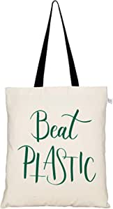 Handmade Farmer/'s Market Beet Embroidered Vintage Graphic Reusable Tote