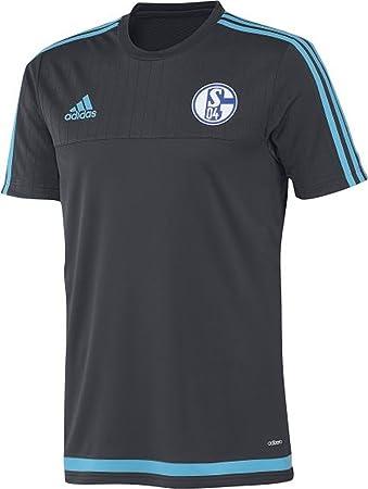 Adidas Herren Trikot Schalke 04 Training Ntgreysupcya Xs Ab2033