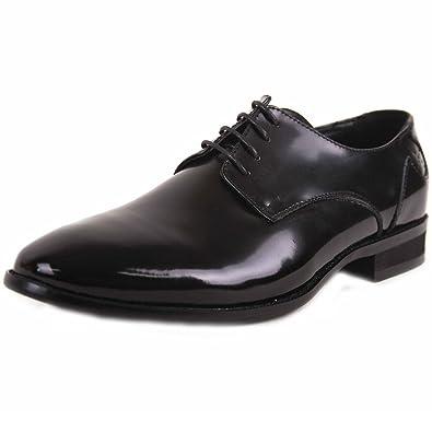 Duke Slim Oxford shoes BM046/Cowhide_2