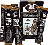 Hawaii 100% Kona Coffee Freeze Dried Instant 12 Individual 1.7g Packets
