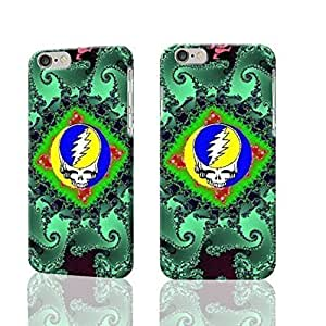 """Grateful Dead American Rock Band 3D Rough iphone 6 -4.7 inches Case Skin, fashion design image custom iPhone 6 - 4.7 inches , durable iphone 6 hard 3D case cover for iphone 6 (4.7""""), Case New Design By Codystore by icecream design"""