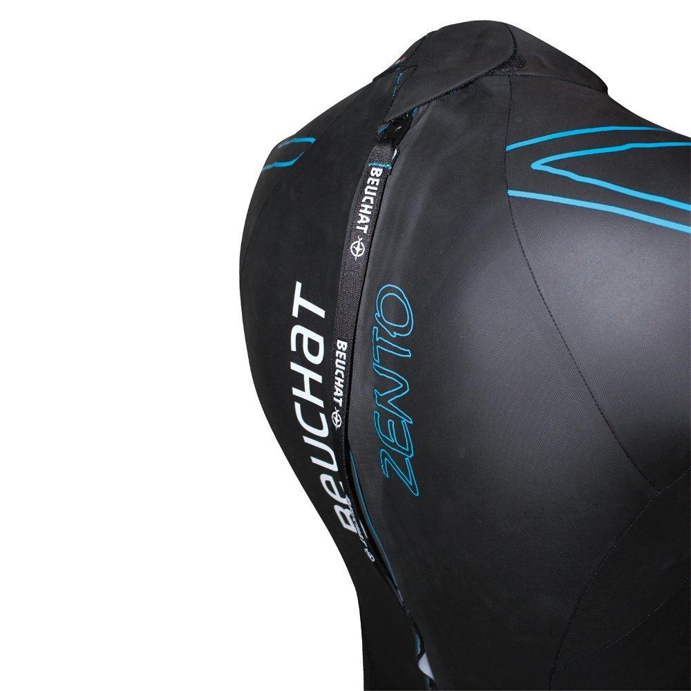 Amazon.com: Beuchat Zento Full Wetsuit Smooth Skin 2mm ...
