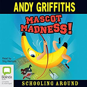 Mascot Madness Audiobook