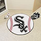 Chicago White Sox MLB Baseball Round Floor Mat (29)