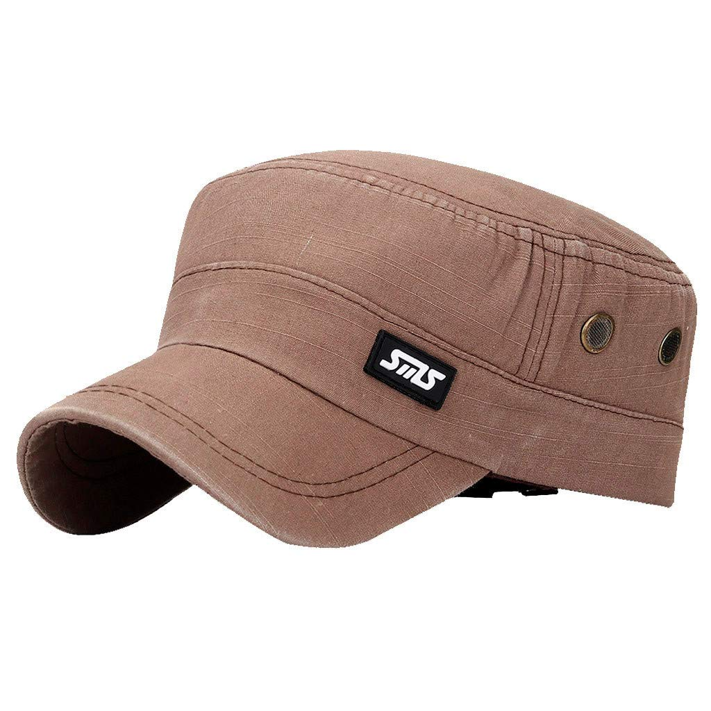 Amazon com: Bravetoshop Cotton Classic Military Hats