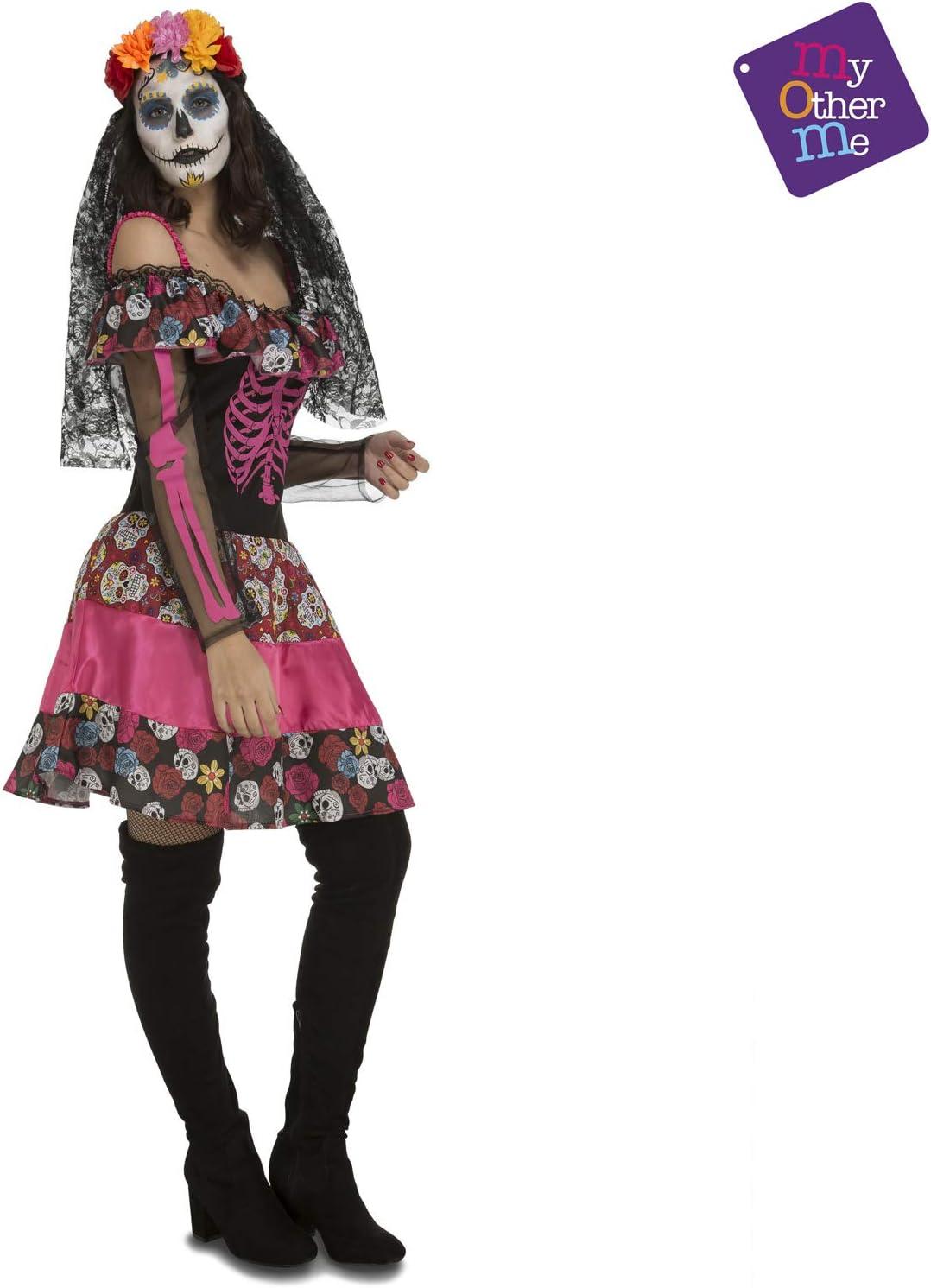 My Other Me Me Me - Día de los Muertos Halloween Catrina Disfraz,, XL (204026)