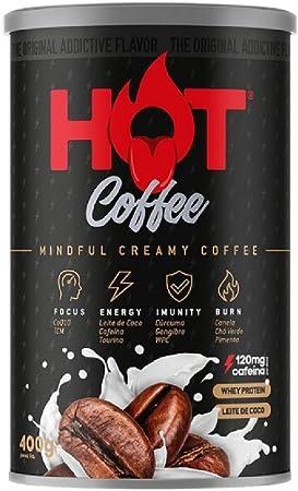 Hot Coffee 400g Café - Hot Fit