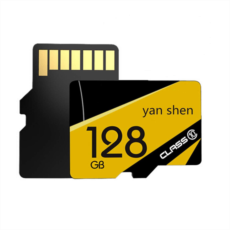 yan shen 128 GB Micro SD TF Tarjeta de Memoria de Capacidad ...