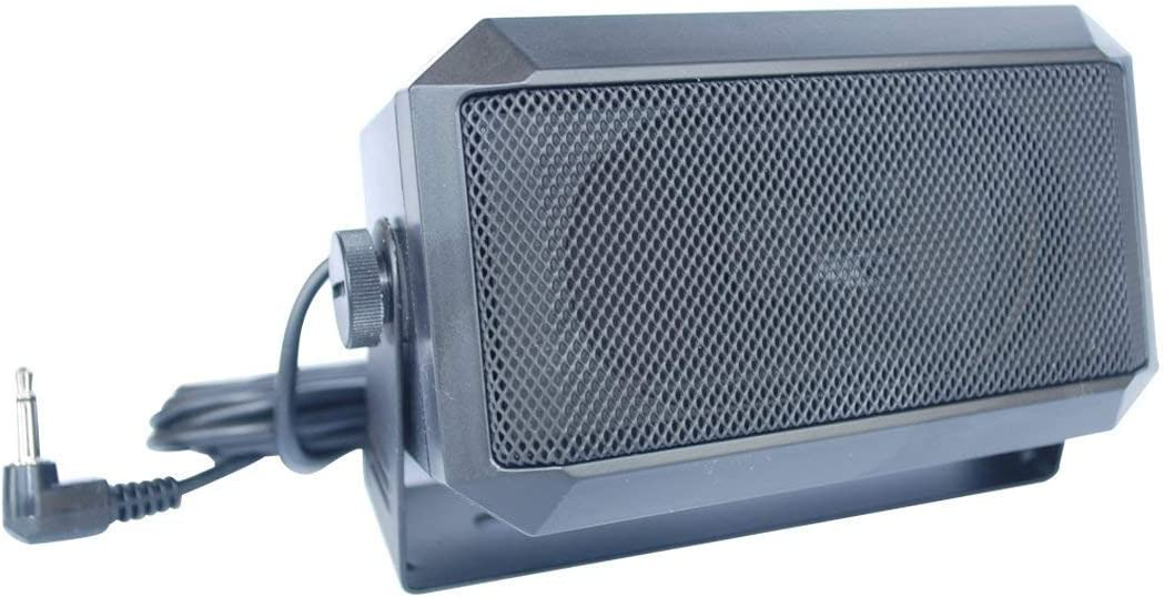 VECTORCOM TRD550 Rectangular 3.5mm Plug 5W External Speaker