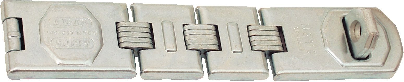 ABUS 110/230 Hardened Steel Concealed Hinge Pin Hasp (9'') by ABUS