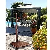 SEI Furniture Rain-Style Outdoor Shower, Oiled