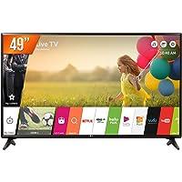 "Smart TV LED 49"" LG 49LK5750PSA Full HD com Wi-Fi, 1 USB, 2 HDMI, Tima Machine e IPS"