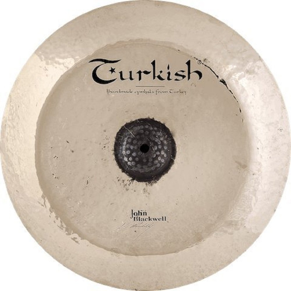 Turkish Cymbals Signature Series 19-inch John Blackwell China * JB-CH19   B072SS6R9R