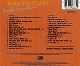 30 Greatest Hits - Sings The Great Diva Classics - Aretha Franklin 2 CD Album Bundling