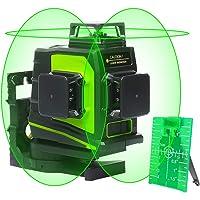 Huepar Nivel Láser 3D, 3x 360 Nivel Laser
