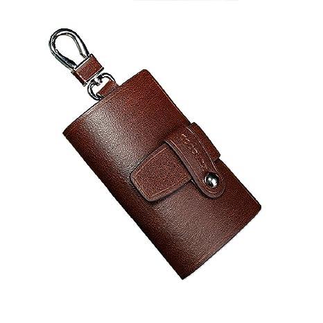 Llavero tipo cartera, 7 ganchos y uno aparte para llave de ...