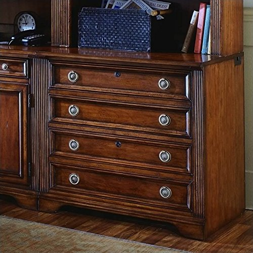 Hooker Furniture Brookhaven Lateral File in Clear Cherry ()