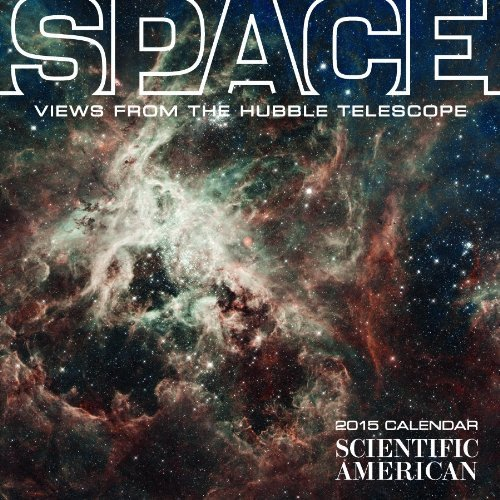 Space 2015 Calendar: Views from the Hubble Telescope (Min Wal) (2014-07-30) [Calendar]