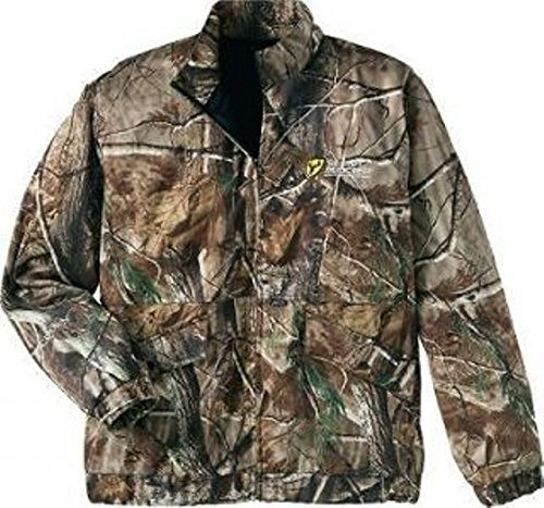 (Scent Blocker WindTec Fleece Jacket (Large))