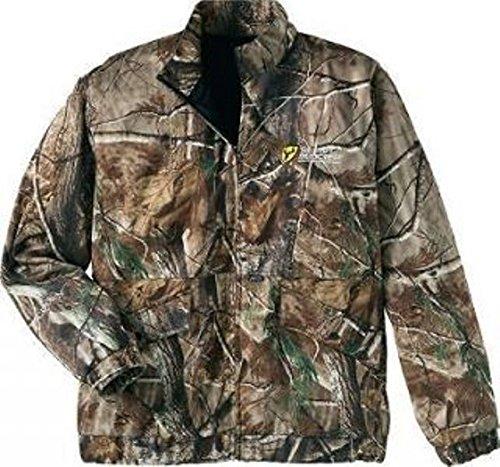 Scent Blocker WindTec Fleece Jacket (Large)