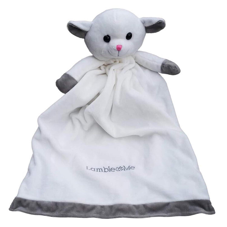 cuddle blanket Black and white nursery Snuggle blanket Security blanket comfort blanket Baby blanket,Lovey Handmade blanket Dear