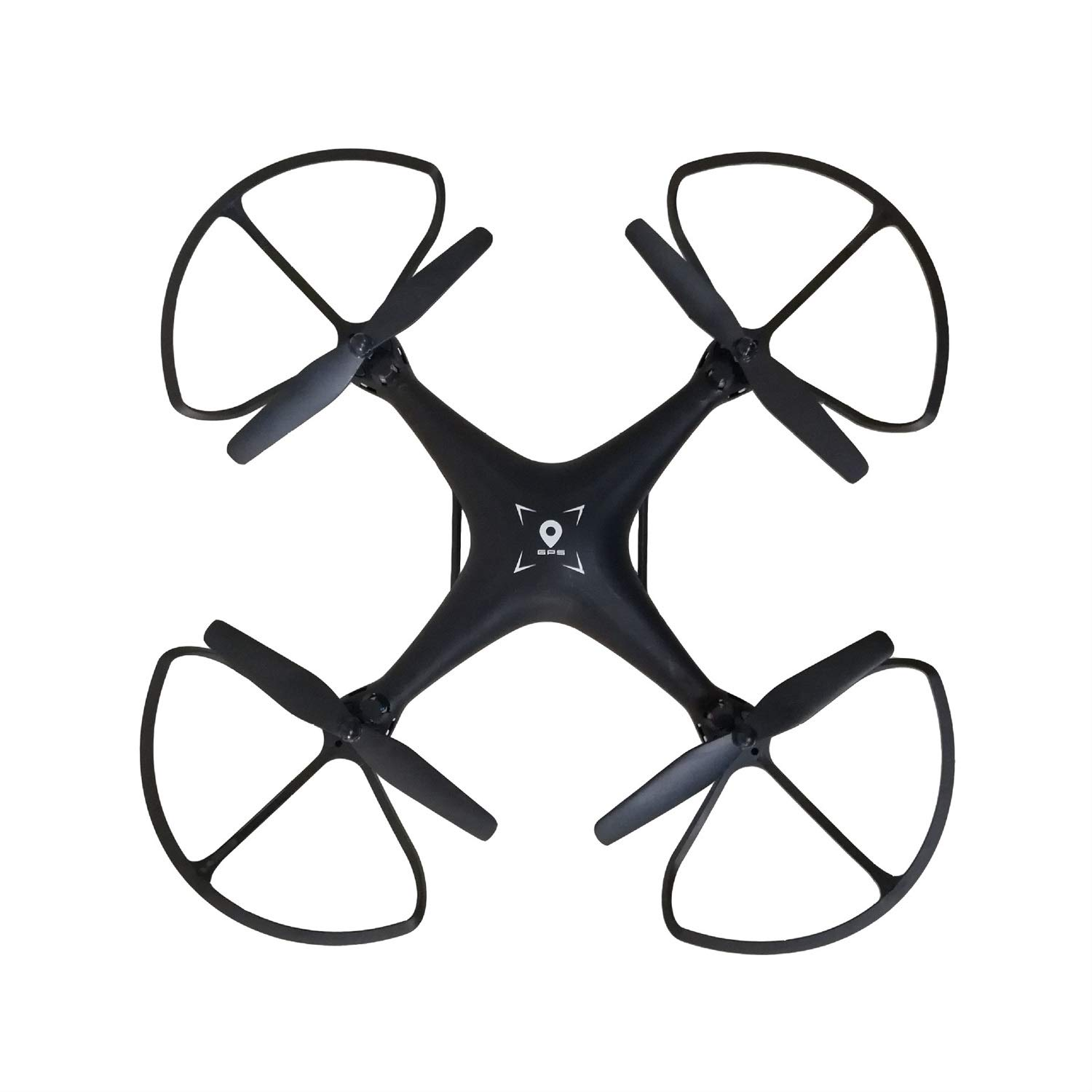 WANG XIN GPS Fixed-Point Fixed-Four-axis Aircraft Professional high-Definition Aerial Drone Remote Control Aircraft by WANG XIN (Image #2)