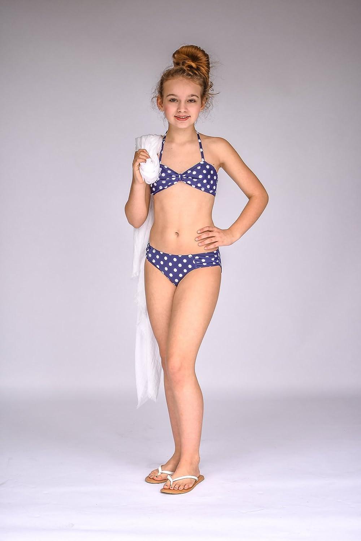 La V La V Mädchen Bikini Zweiteilig Bikinis Amazonde Bekleidung