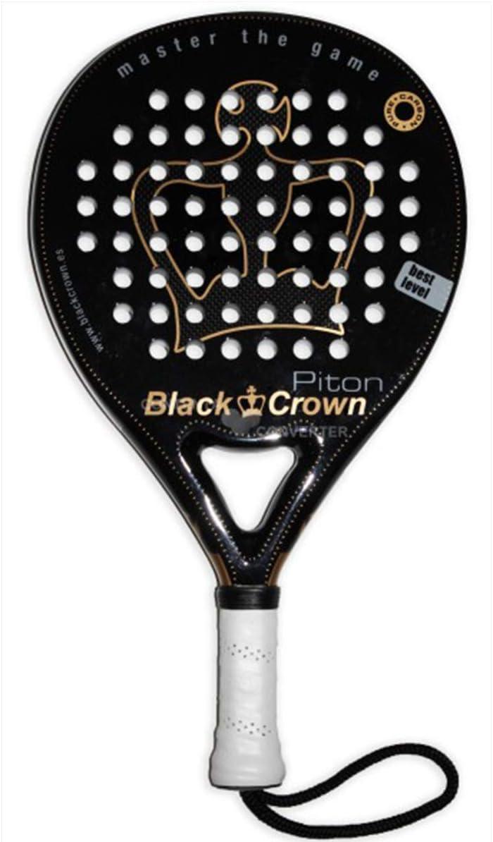 Pala de Pádel Piton | Black Crown | Nivel: Avanzado, Competición ...