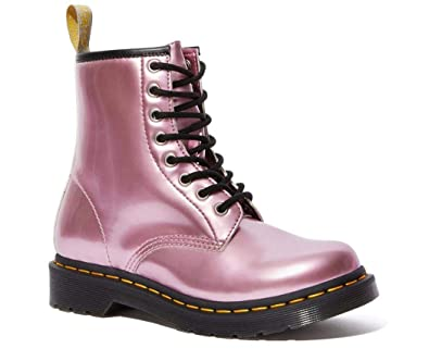 Trying Dr. Martens Vegan 1460 Boots from Amazon