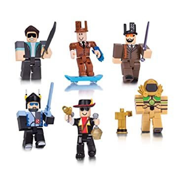 Roblox Legends of Roblox Six Figure Pack