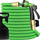 sicall Upgraded 2019 50' Foot Expandable Garden Hose Includes Free Storage Hook 8