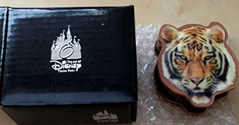 Amazon.com: Disney Edición Limitada Reino Animal Tigre ...