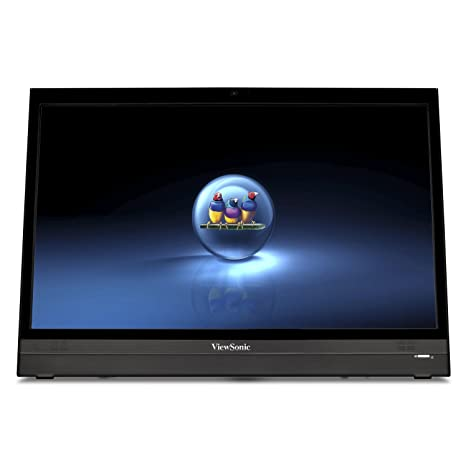 ViewSonic VSD220 22-Inch (21.5-Inch Vis) Full HD 1080p LED Touchscreen Smart Display and Android 4.0 ICS All-in-One
